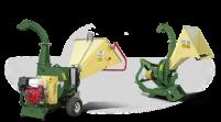 Tocator-macinator crengi si deseuri lemnoase R185